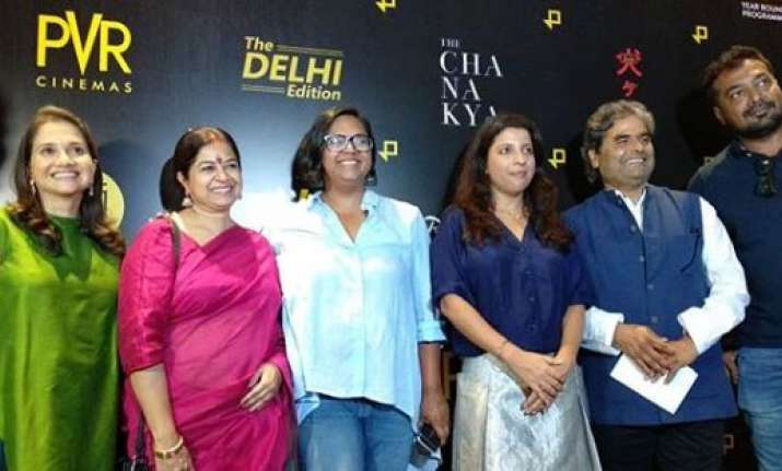 The Delhi edition of MAMI will be piloted by Cinema