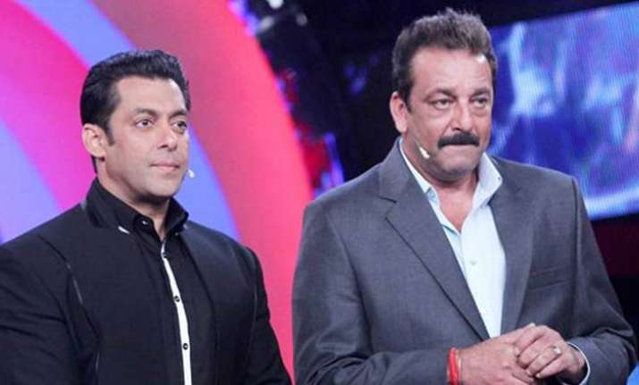 Is Salman Khan not happy with Ranbir Kapoor playing Sanjay ...
