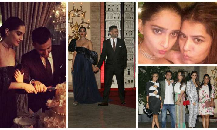 Natasha Poonawalla throws a stylish bash for newlywed ...