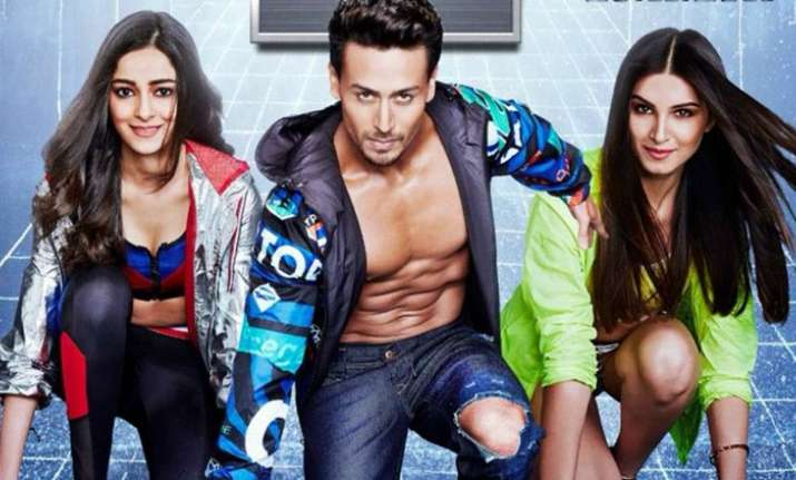 Student of the Year 2 new still: Tiger Shroff, Ananya