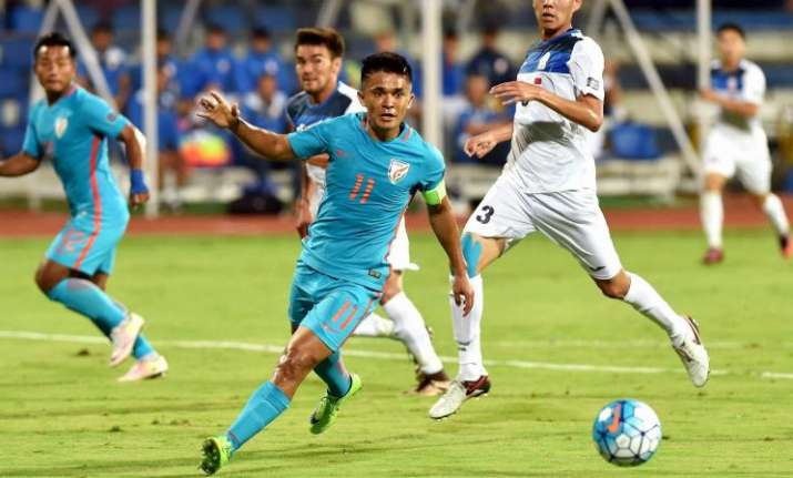 Confusion Prevails Over Indian Football Team's