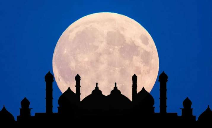Image result for moon sighting in islam in hindi