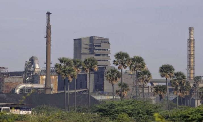File photo of Sterlite plant in Tuticorin