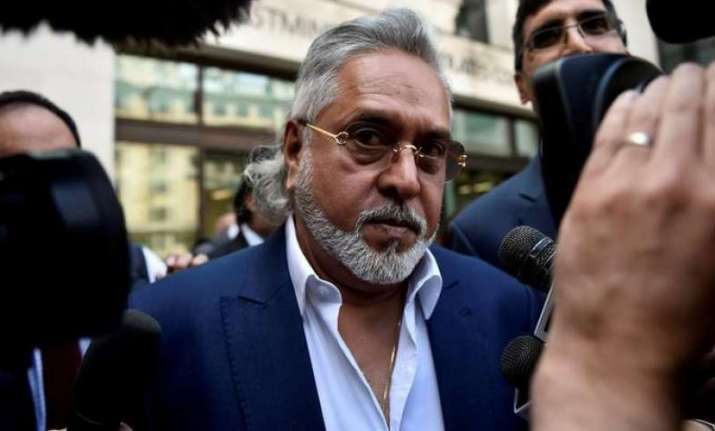 Indian tycoon Vijay Mallya.