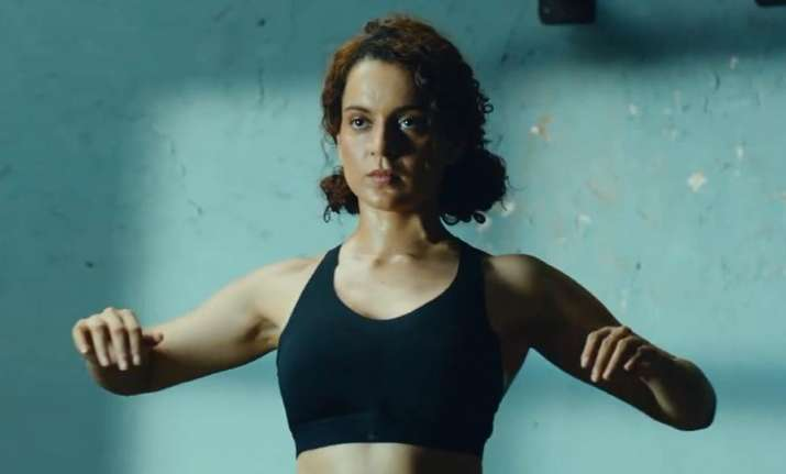 Manikarnika actress Kangana Ranaut:  Anything is