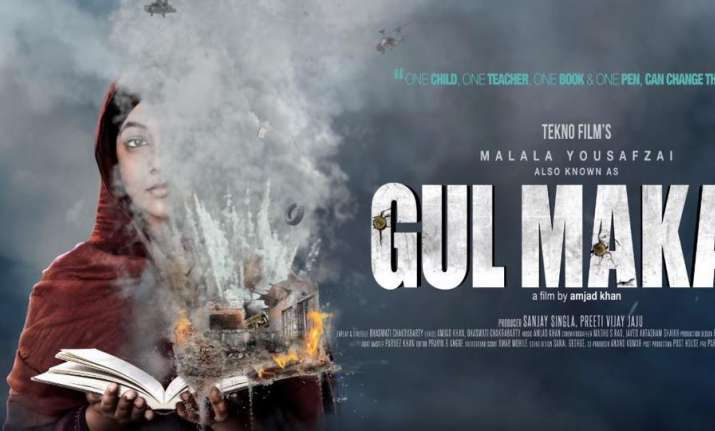 Gul Makai first look and motion poster: Reem Shaikh looks
