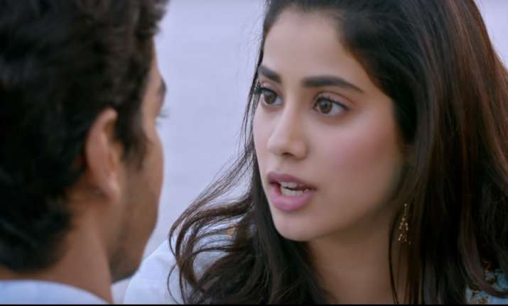 Janhvi Kapoor gets the puppy she asked for in Dhadak