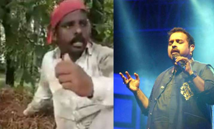 Singing video of Kerala man goes viral