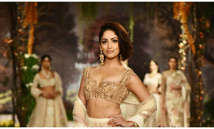 Yami Gautam Feels Its Cool To Carry Short Hair With Indian Outfit
