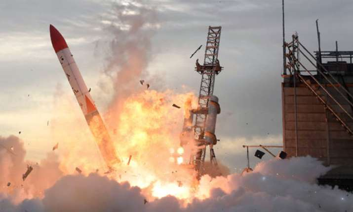 Watch: Private Japanese rocket MOMO-2 burst into flames