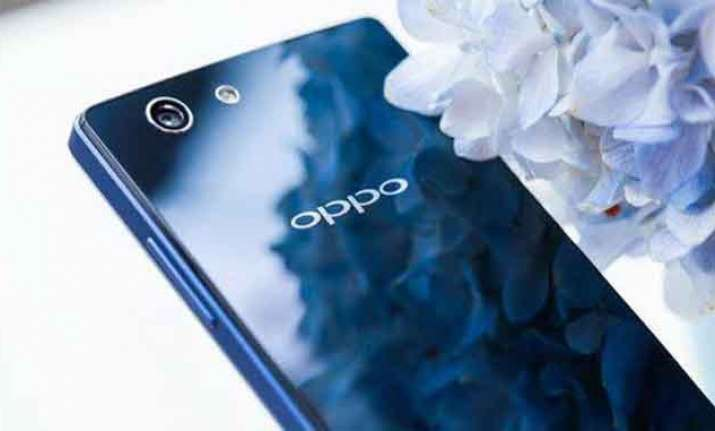 Oppo Unveils Budget Phone For Rs 10 990 In India Technology News
