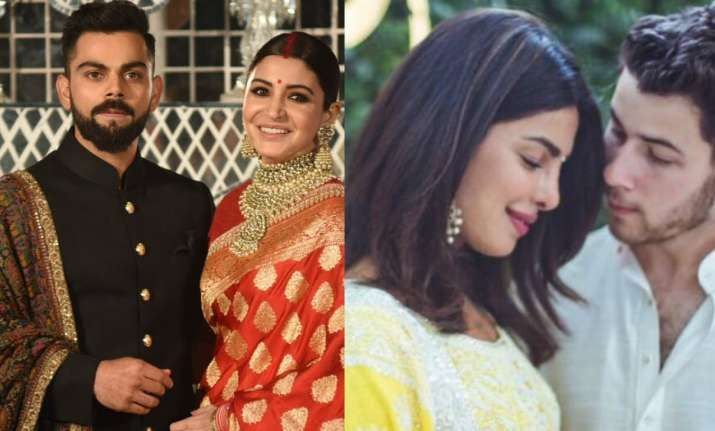 Connection between Priyanka-Nick's engagement and Virushka