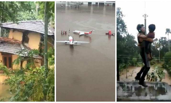Kerala flood live news in english