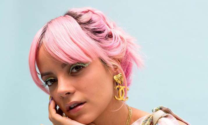 Lily Allen's advice for her younger self to not spend on