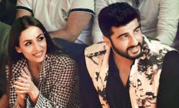Image result for malaika arora and arjun kapoor mal