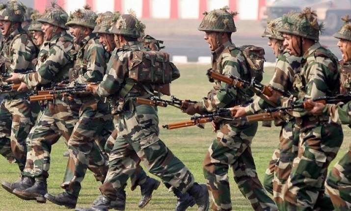 The joint exercise titled Peaceful Mission 2018 being