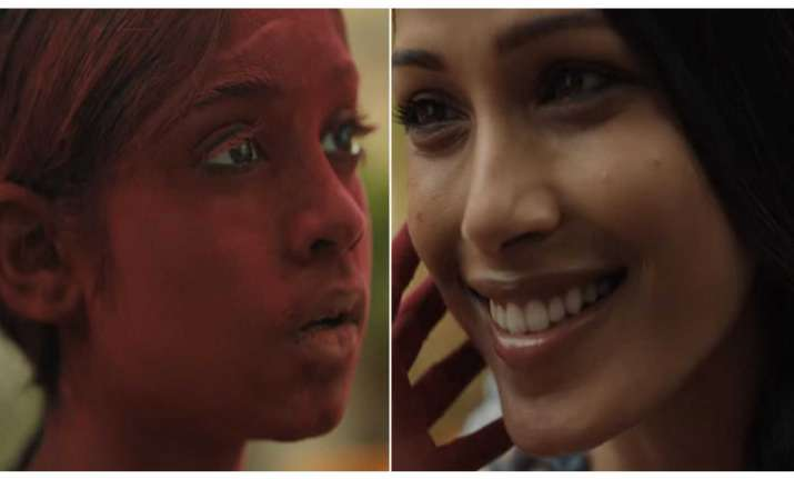 Mowgli: Frieda Pinto promises surprise for Indian