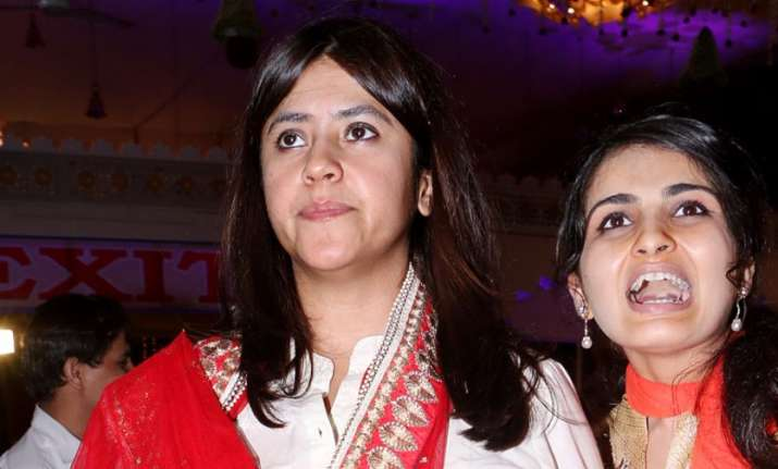 Watch how Ekta Kapoor, Mona Singh and other TV stars