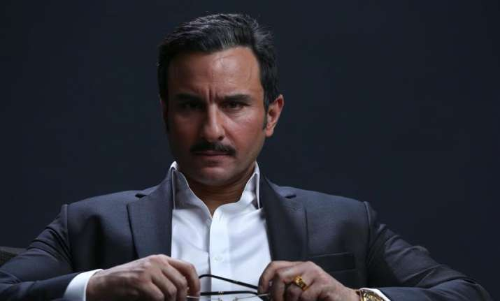 Saif Ali Khan on Bazaar