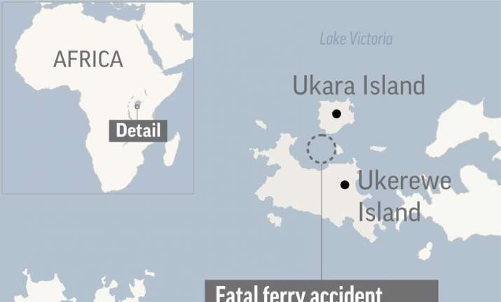 Tanzania: 44 killed, 37 rescued in ferry collapse