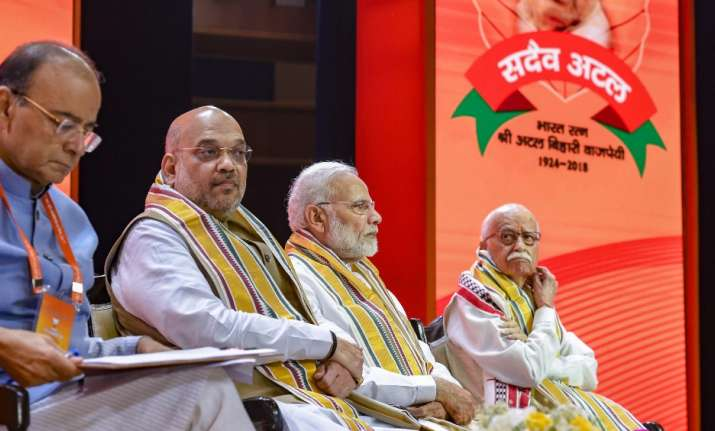 BJP National Executive meeting Latest Updates
