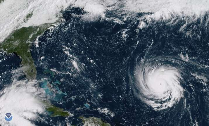 Hurricane Florence has the potential to bring catastrophic