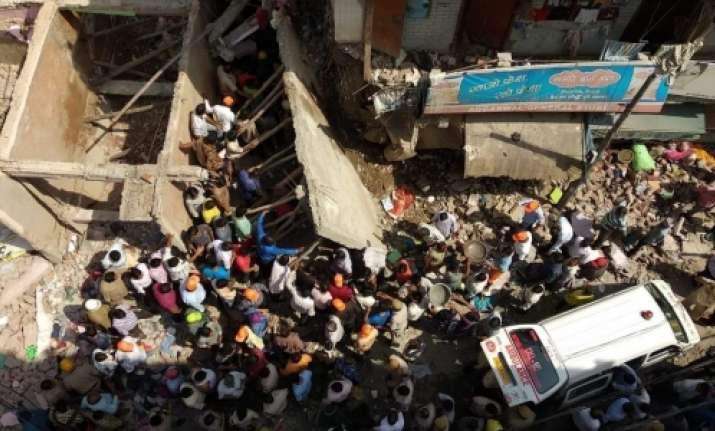 Sawan Park building collapse