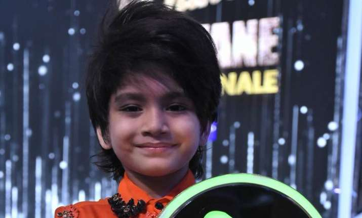 Kolkata boy Aalok Shaw wins Dance Deewane Season 1