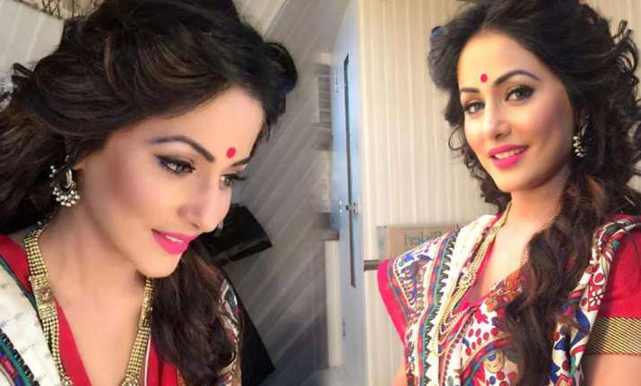 Kasautii Zindagi Kay 2: Hina Khan aka Komolika all set to