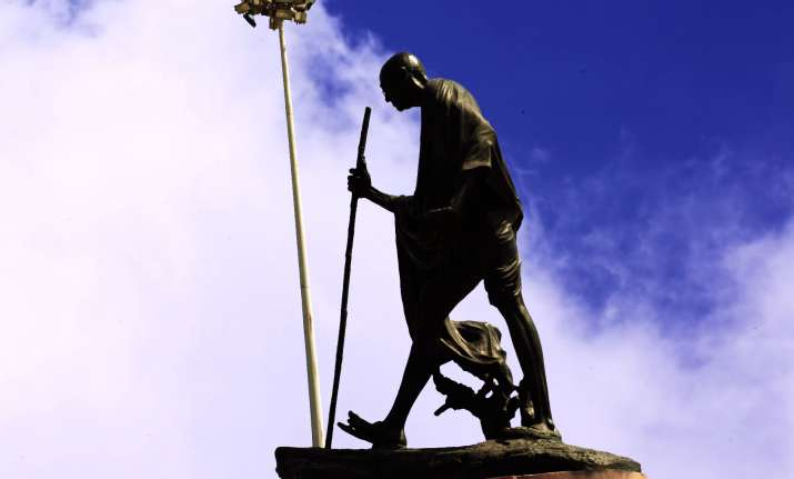Statue of Mahatma Gandhi (For representational purpose)