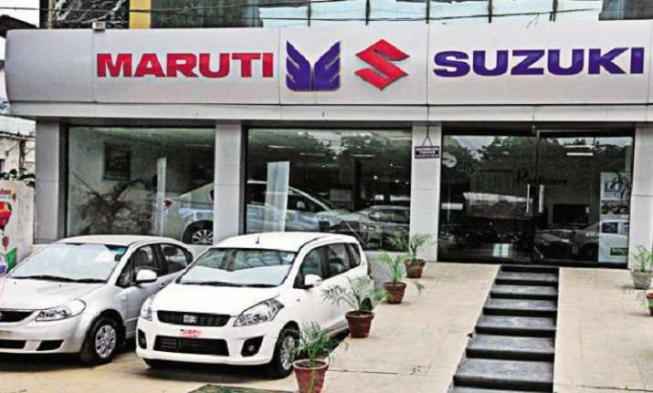 Maruti leads passenger vehicle segment