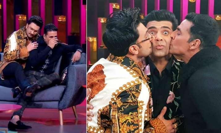 Koffee With Karan 6 Episode 2 LIVE Updates: Akshay Kumar,