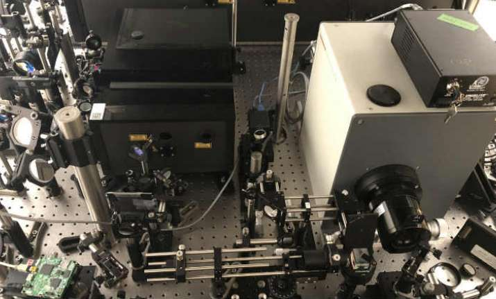 World's fastest camera can freeze time