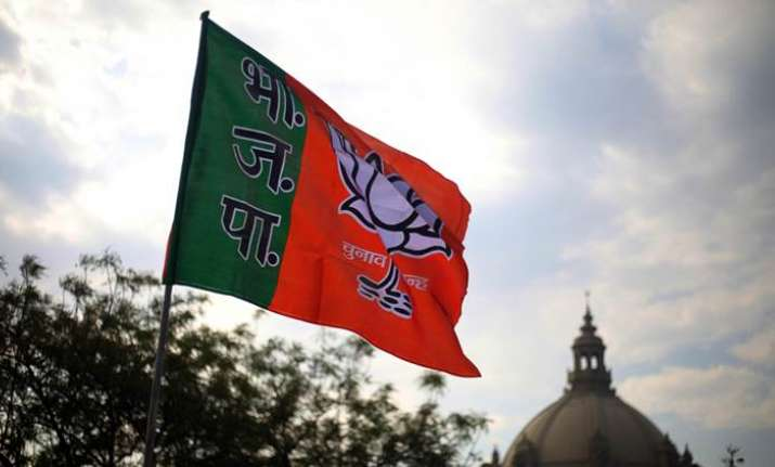 BJP, which is going it alone in the December 7 elections