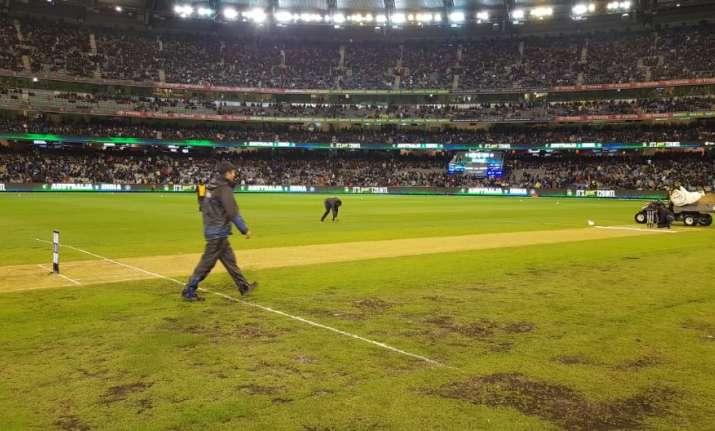 Australia vs India, 2nd T20I: Rain pours in again, revised