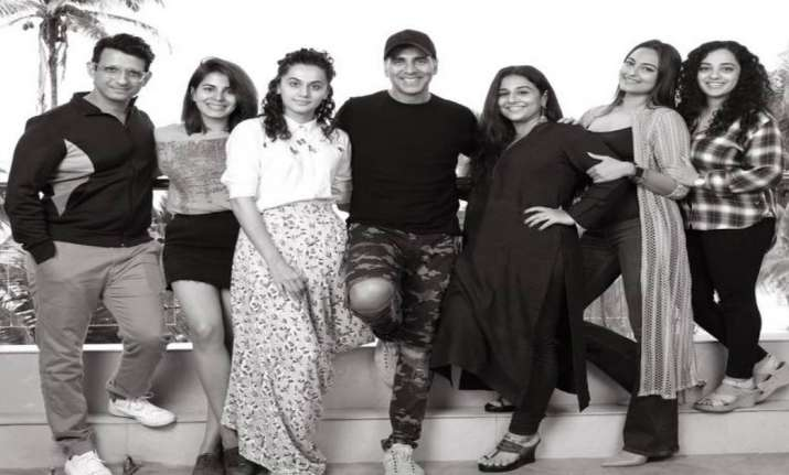 Mission Mangal: Was easy to get five A-list female actors