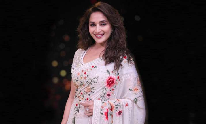 Mowgli:MadhuriDixitexcited to lend voice