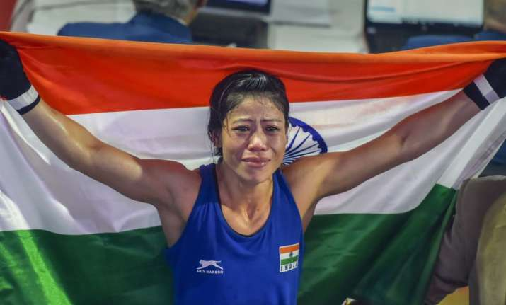 Image result for mary kom