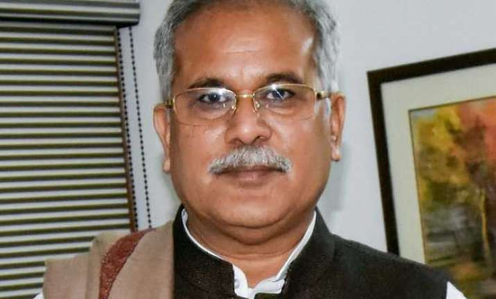 ChhattisgarhChief MinisterBhupeshBaghel