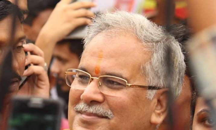 Bhupesh Baghel, the new Chief Minister of Chhattisgarh