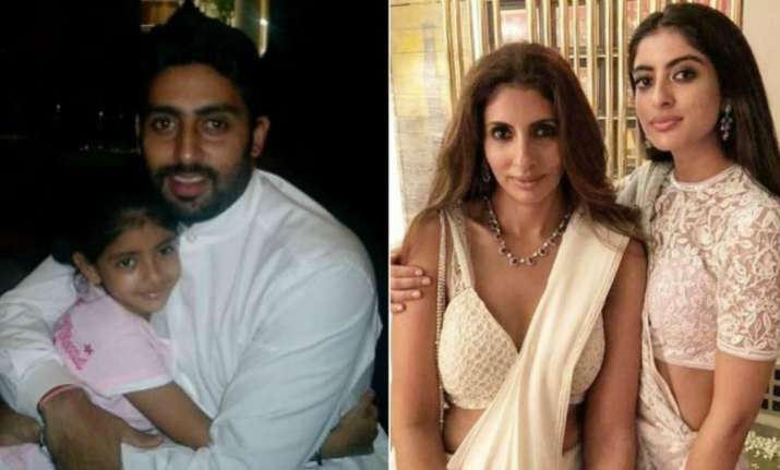 Navya Naveli turns 21: Abhishek Bachchan, Shweta Bachchan