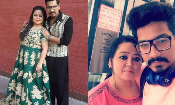 Bharti Singh and husband Haarsh Limbachiyaa share heartfelt
