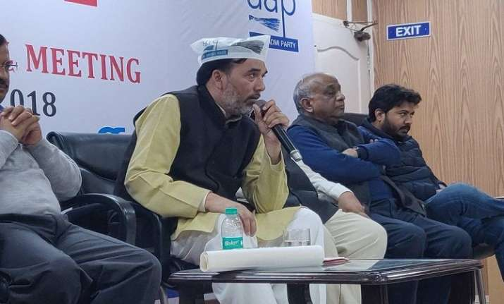 Speaking to the media, after the Council meeting, AAP