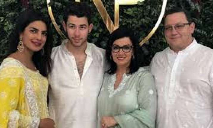 Image result for Priyanka Chopra has the sweetest message for mother in law Denise Miller Jonas on her birthday; View PIC