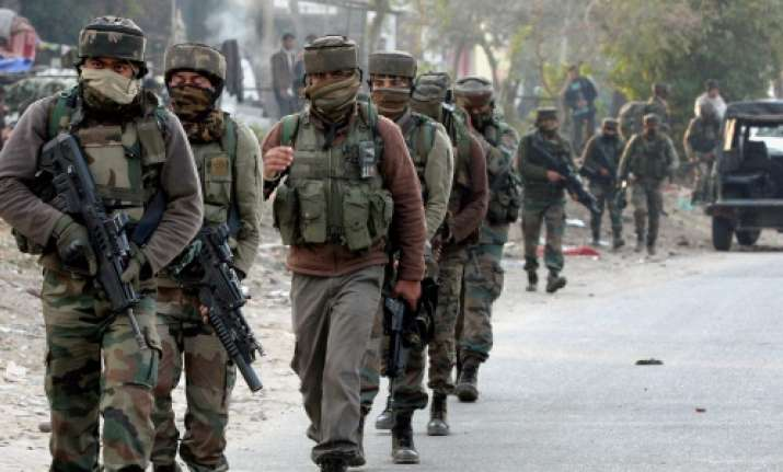 Indian Army averts 'major' terror attack in Jammu and