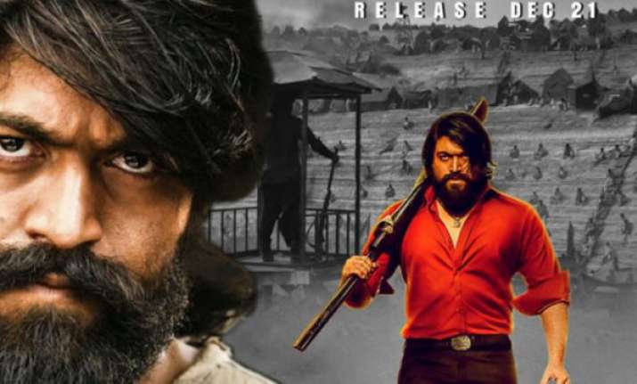 Kgf Box Office Collection Day 4 Yashs Gangster Drama Is