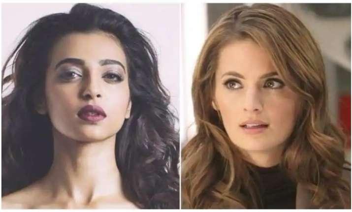 Radhika Apte is magical, says Castle actress Stana Katic