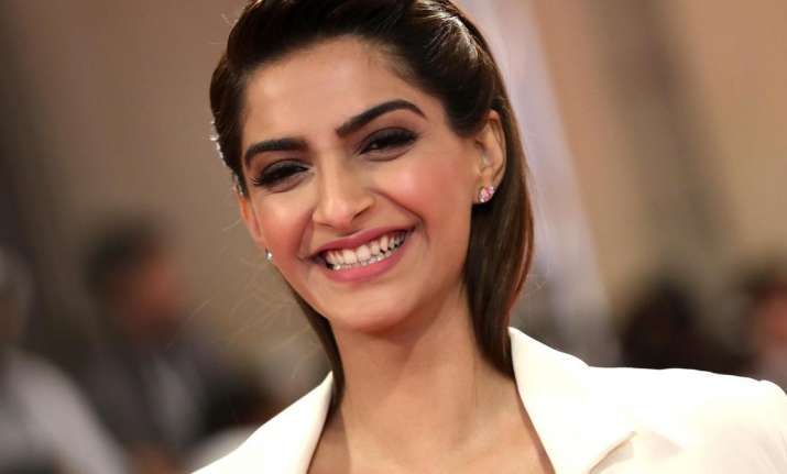 Image result for Sonam Kapoor named PETA India's Person of the Year for 2018