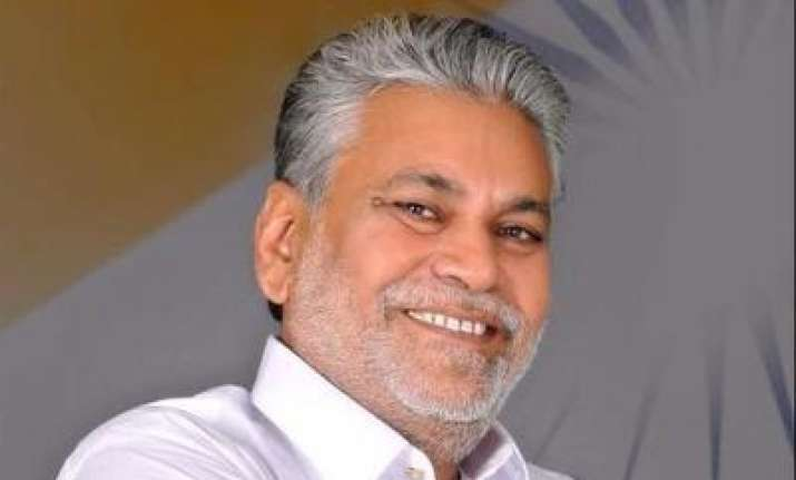 Minister of State for Agriculture Parshottam Rupala
