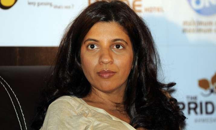Gully Boy director Zoya Akhtar reacts to 'elite class'